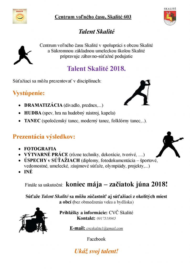 Talent Skalité 2018