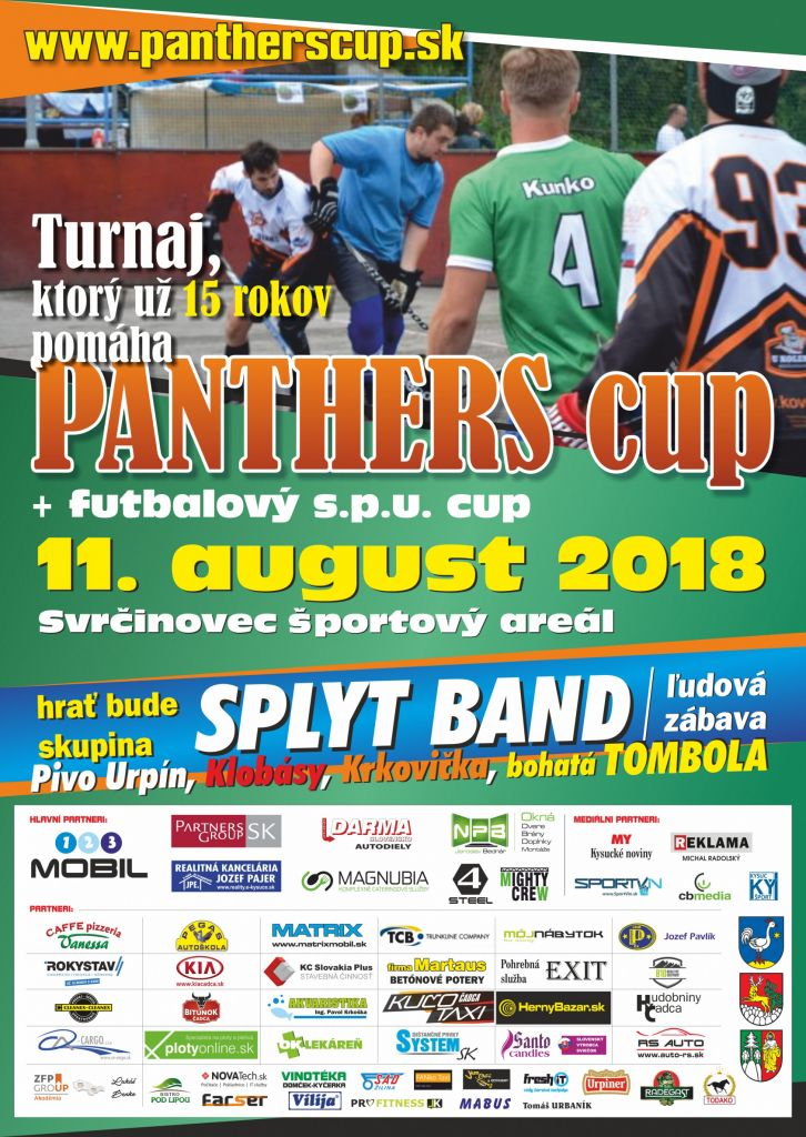 Panthers cup 2018